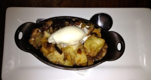 Bread Pudding ($9)