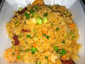 House Fried Rice ($7.99)