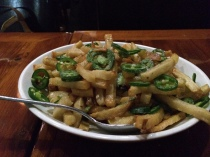 Hand Cut Kennebec Fries ($8)