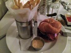 3-Napkin Burger ($16)