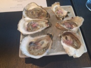 Oysters Mignonette ($3 each)