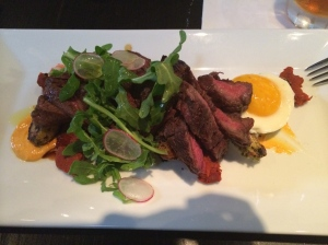 Hanger Steak ($24)